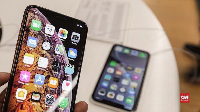 iPhone 5G Apple Diperkiran Baru Meluncur 2020