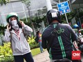 Ojek Online Diminta Tertibkan Jaket Eks Driver Usai Bom Medan