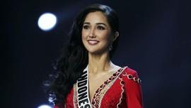 Indonesia Masuk 20 Besar Miss Universe Lewat 'Wild Card'