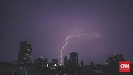 BMKG: Wilayah Bogor Akan Dilanda Hujan Lebat dan Petir