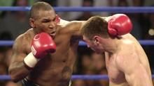 Tyson Isap Ganja Sebelum Menang TKO Lawan Golota