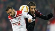 FOTO: AC Milan Tersingkir dari Liga Europa Secara Dramatis