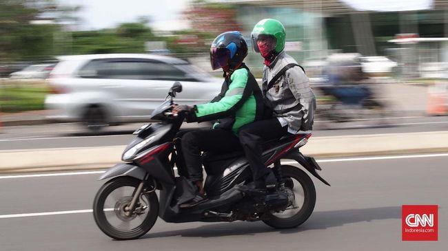 Kemenhub Pilih Diskresi, Motor Bakal Resmi Jadi Angkutan Umum