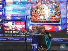 Beda Fokus Sandiaga dan Jokowi Kembangkan Game Online