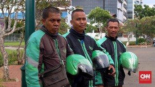 Tarif Ojek <i>Online</i> Naik, Jalanan Terancam Makin Macet