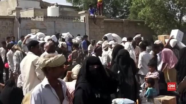 VIDEO: Gencatan Senjata, Bantuan untuk Yaman Tersalurkan