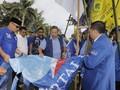 Adu Pendapat soal Perusakan Bendera Demokrat di Riau
