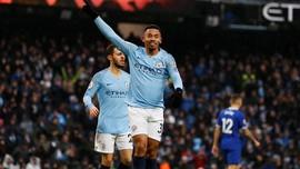 Man City Kembali ke Puncak Klasemen Usai Kalahkan Everton 3-1