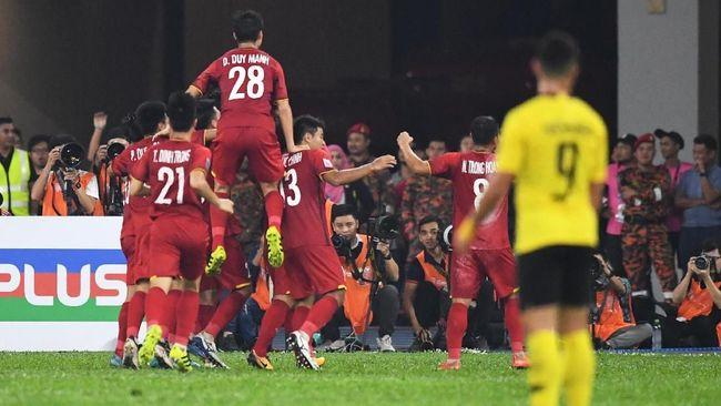 Bungkam Malaysia, Vietnam Juara Piala AFF 2018
