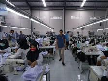 Sandiaga: Kami akan Bangun Industri Berorientasi Ekspor