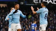 Statistik Apik Manchester City Kalahkan Everton