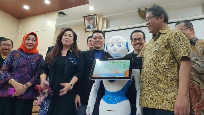 Era Industri 4.0, Pemerintah Siapkan Regulasi Robotic & AI