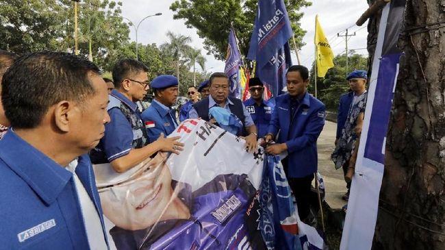 Prabowo: Menyakiti Demokrat Sama Juga Sakiti Gerindra