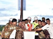 Pekanbaru sampai Aceh, Jokowi Cek Langsung Tol Trans Sumatera