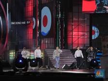 Konser di Jakarta, Super Junior Bersinar & Jauh dari Pensiun