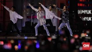 Drama Perjuangan K-Popers ke Konser Gratis demi SuJu D&E