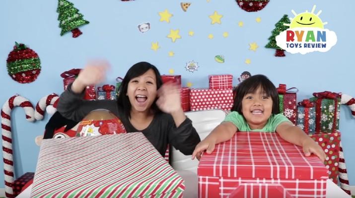 Bocah 8 tahun diketahui memiliki harta Rp 308 miliar karena populer di Youtube