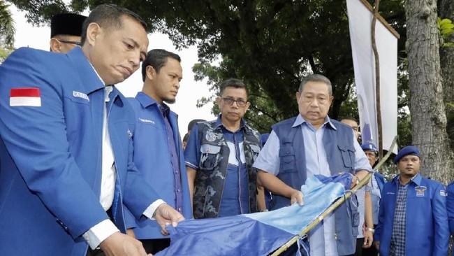 SBY soal Perusakan Baliho: Saya Tak Pernah Menuduh PDIP