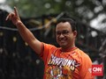 Pose Dua Jari Anies, Bawaslu Jawa Barat Dimintai Keterangan