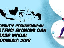 Mari Simak Potensi Ekonomi & Pasar Modal Indonesia 2018