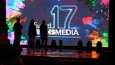 Pada tahun ini, Transmedia merayakan ulang tahunnya yang ke-17 tahun dan menyelenggarakan konser yang berlangsung selama tiga malam, 14-16 Desember 2018 di Lapangan Transcity, Serpong, Tangerang Selatan. (Detikcom/Grandyos Zafna)