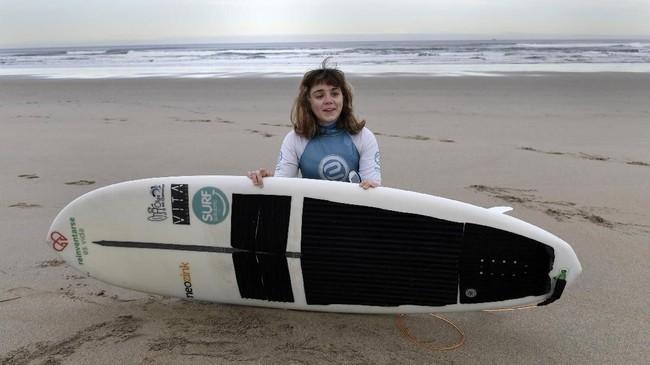 Setelah di kejuaraan La Jolla yang diselenggarakan oleh International Surfing Association (ISA), Lopez akan kembali bersaing dalam Paralympic Games 2024 di Paris.
