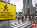 Wisata 'Modal Kaki' dalam Jakarta Walking Tour