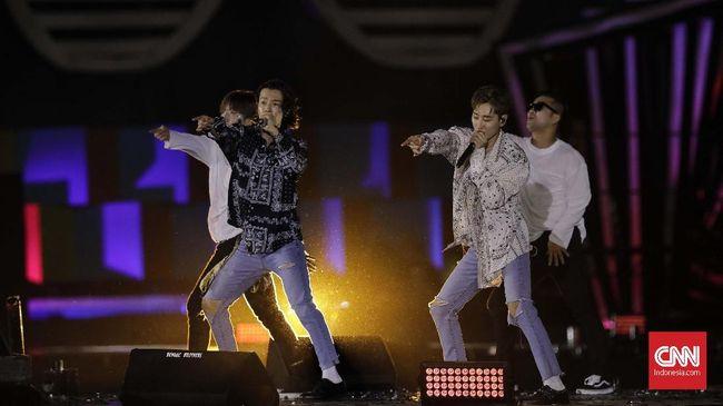 'Black Suit', Lagu Pembuka Konser Super Junior di Indonesia