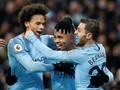 Manchester City Kalahkan Liverpool 2-1
