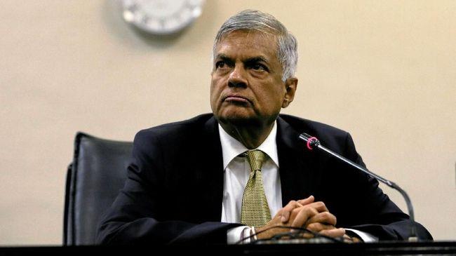 Ranil Wickremesinghe Kembali Duduki Kursi PM Sri Lanka