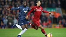 Statistik Liverpool vs Man United, 22 Tembakan Banding 5