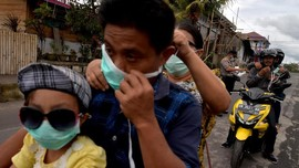 Erupsi Gunung Soputan, BNPB Sebut Warga Belum Perlu Mengungsi