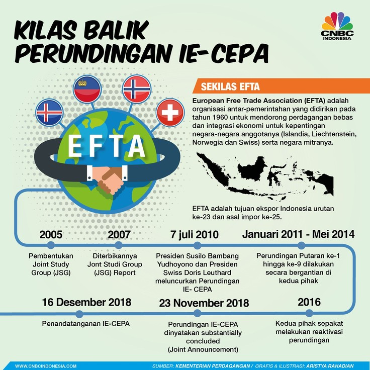 Kilas Balik 13 Tahun Pembahasan IE-CEPA