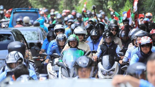 Prabowo Diminta Jangan Adu Domba Ojek Online