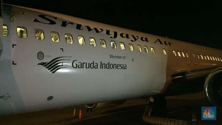 Garuda Indonesia Group akan meminta manajemen Sriwijaya Air bertemu untuk memberikan penjelasan dan klarifikasi