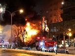Bar Meledak di Jepang, 42 Orang Luka