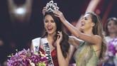 Graydikenal suka petualangan mendebarkan. Dalam biografinya di Miss Universe, Gray mengungkapkan bahwa dia menyukai zipline. (REUTERS/Athit Perawongmetha)