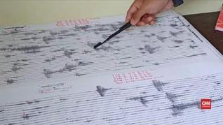 VIDEO: Aktivitas Gunung Soputan Menurun