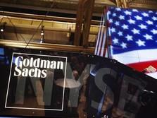Goldman Sachs: Peluang Resesi AS Cuma 10% karena The Fed