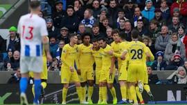 Statistik dan Fakta-fakta Menarik Kemenangan Chelsea