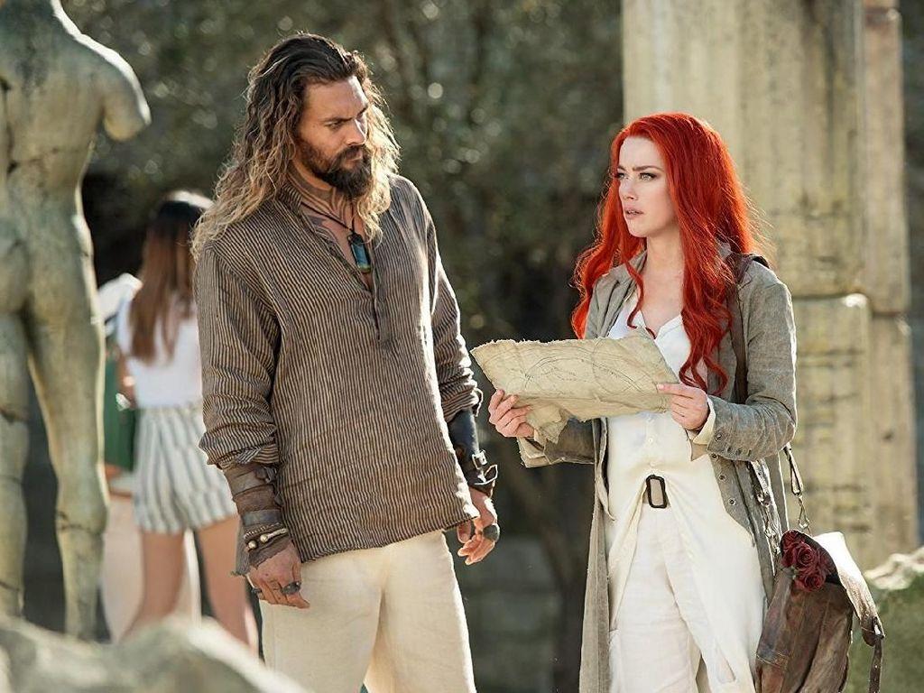Gurun Menakjubkan Tempat Syuting 'Aquaman'