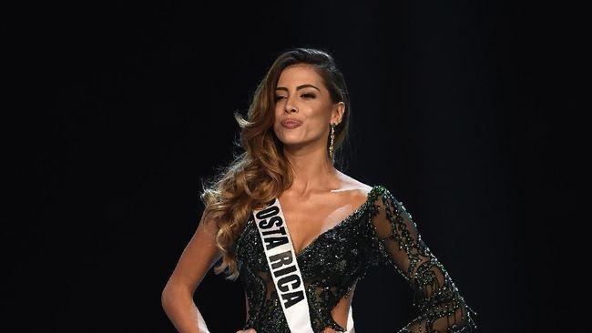 Sindiran Miss Costa Rica untuk Steve Harvey di Miss Universe