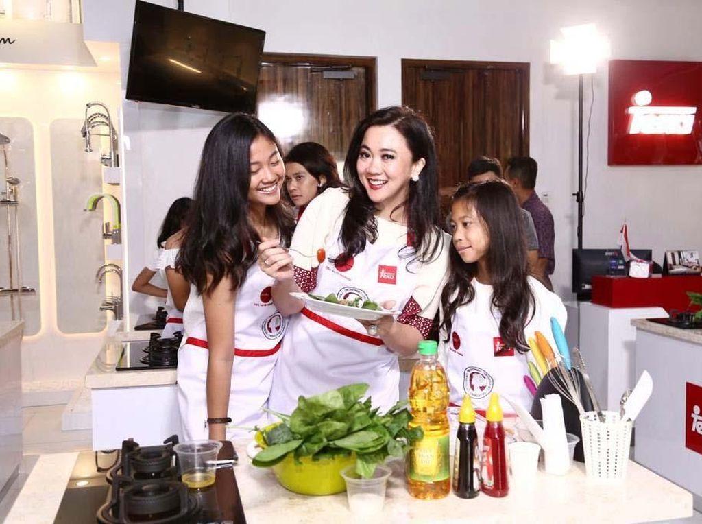 Saat Citra Kartini Indonesia Rayakan Hari Ibu
