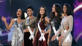 Indonesia Gagal Masuk 10 Besar Miss Universe 2018