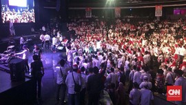 Ratusan Kader PKB Tertawakan Foto Hoaks Jokowi Bersama Aidit
