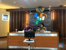 Defisit Neraca Dagang November 2018 Terparah Sejak 5 Tahun