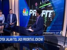 Tahun Politik, Jokowi Kebut Proyek Strategis Nasional