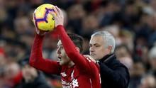Kalah dari Liverpool, Mourinho Sebut Pemain MU Kurang Kuat