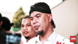 Pleidoi Ahmad Dhani Singgung Sulitnya Ahok Jadi Tersangka