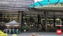Pecinta Soeharto Jaga Gedung Granadi yang Hendak Disita